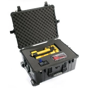 Pelican 1610 Case with Foam for Video Camera