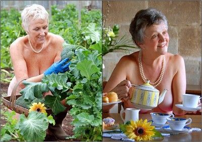 In 1999 a group of eleven members of the Women's Institute (in Yorkshire, UK) stripped to create a calendar to raise money for charity. The original calendar featured the women posing nude – obscured by baked goods and flower arrangements. 800,000 copies were sold worldwide. Their efforts inspired a hit movie in 2000, starring Julie Walters and Helen Mirren. Since then almost £2m has been raised for leukaemia research. #CalandarGirls