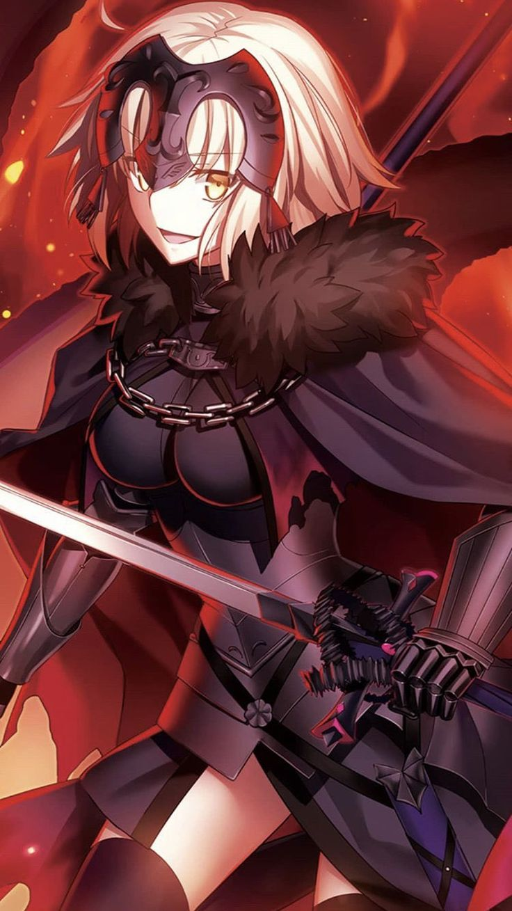 Pin by lappland on anime characters in 2020 fate anime