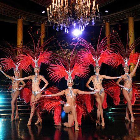 Cabaret Show East Midlands Great Gatsby Dancers Uk