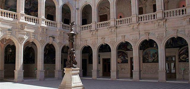 Palacio de Gobierno, Chihuahua, México - Zonaturistica.com