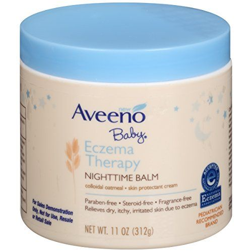 Interesting post about Aveeno Baby Eczema Therapy Nighttime Balm, 11 Oz