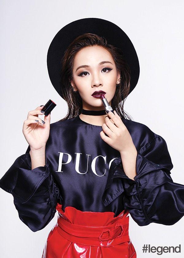 CL's sister covered Hong Kong's fashion magazine | Koogle TV