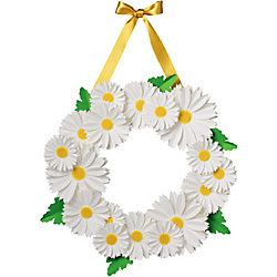 this would be so cute with paper or silk flowers...mothers day or Easter...precious