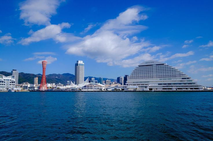 Kobe Port Island by SUPERIDOL