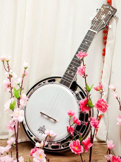 Augusta's Banjolele (Banjo Ukulele)
