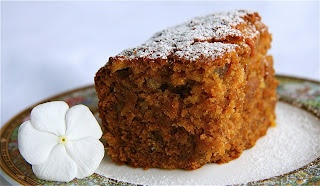 Carrot cake - Dr Andrew Weil