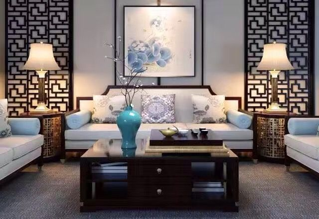 New Interior Design In Chinese Style