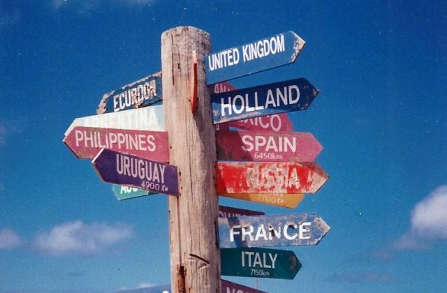 Want to make one with ALL the fun travel destinations as a family with the dates......time???? If only
