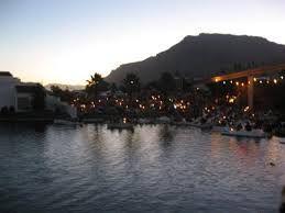 Marina Da Gama in the evening. #marinadagama