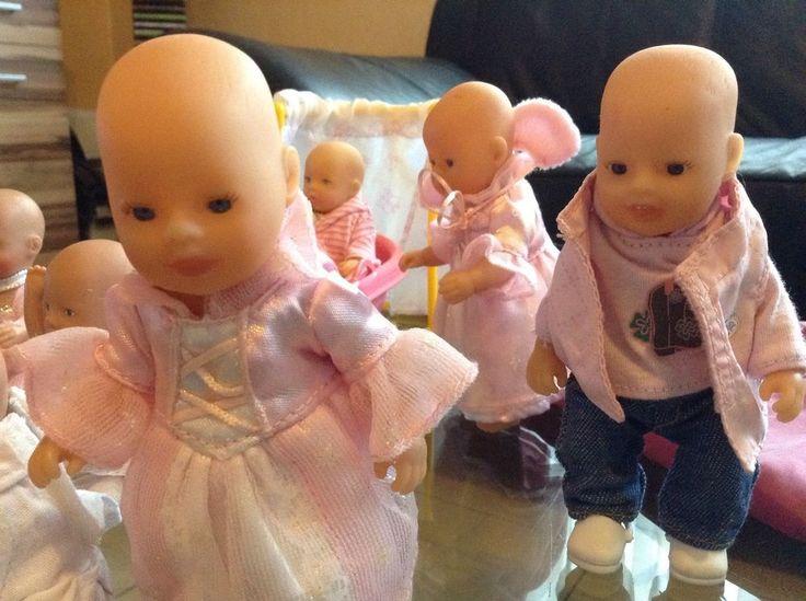 Baby Born Miniworld Paket Sammlung
