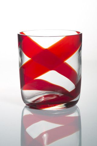Carlo Moretti's Bora Tumbler Glass - 12.997.1 - Emporio Sirenuse