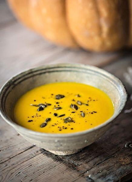 Podzimní dýňová polévka II.