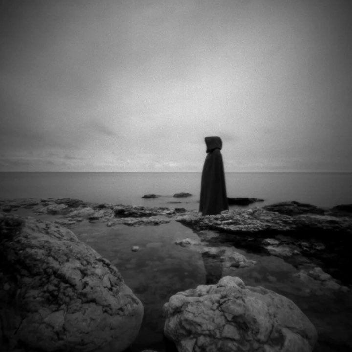 """Death portrait"" a pinhole photography by Ulf Rehnholm (@ulfrehnholm) på Instagram: ""Preparing for my exhibition that starts Januari 20 at KIKK Gallery. #kikk #katrineholm #rehnholm…"""