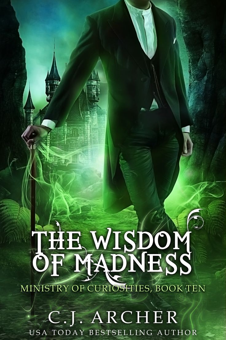 93 best steampunk books images on pinterest book quotes book show the wisdom of madness ministry of curiosities book 10 fandeluxe Choice Image