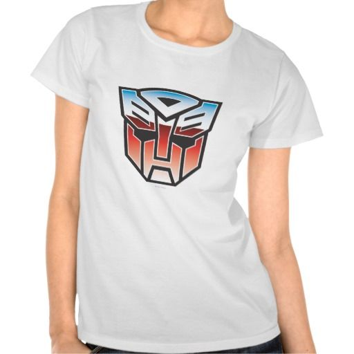 G1 Autobot Shield Color Tshirt