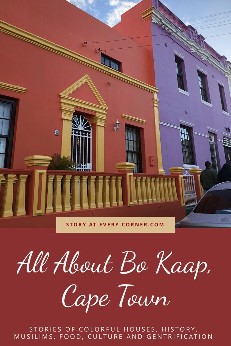 Bo Kaap Cape Town S Vibrant Houses History And Cape Malay Cuisine Story At Every Corner Africa Travel Guide African Travel South Africa Travel