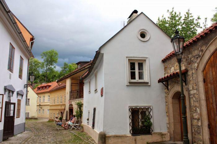 Praha-Nový Svět