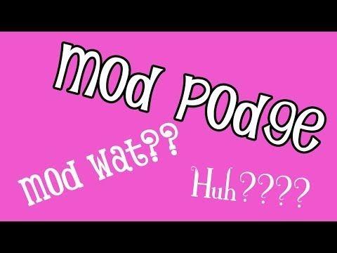 ▶ Wat is Mod podge? Craftmama Antwoord #2 - YouTube