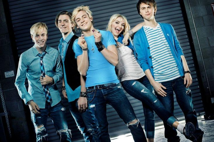 r5 family band   Wiki The R5 Band