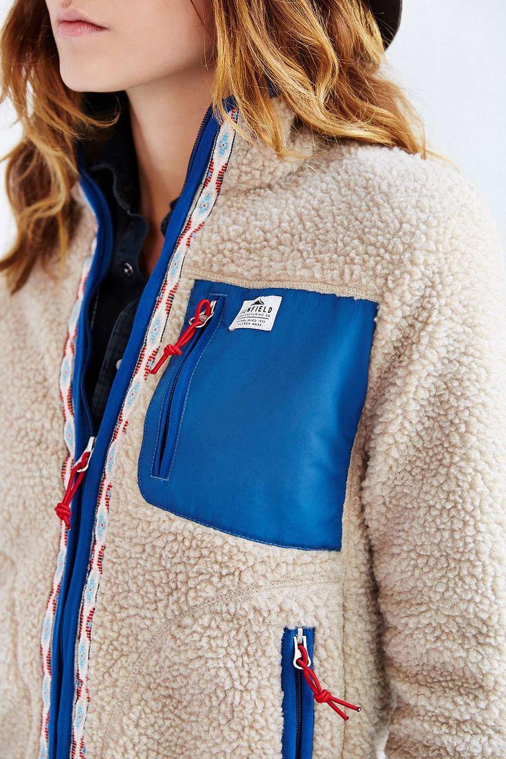 Penfield Lutsen Fleece Jacket