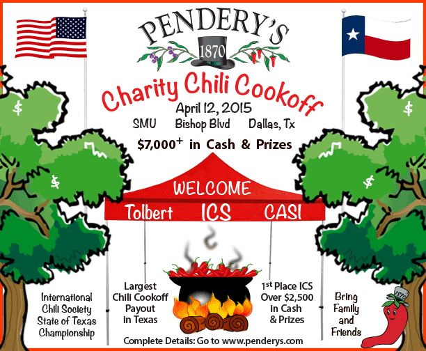 Recipes for dozens of chili cook-off winners from the International Chili Society
