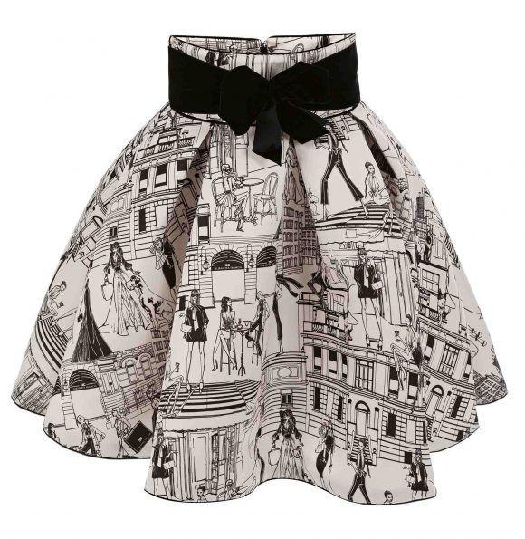 📣📢 En #MaribelFernández nos gusta vestir a la #moda. 😍 Disponible la #minifalda con #cinturón de #ElisabettaFranchi‼