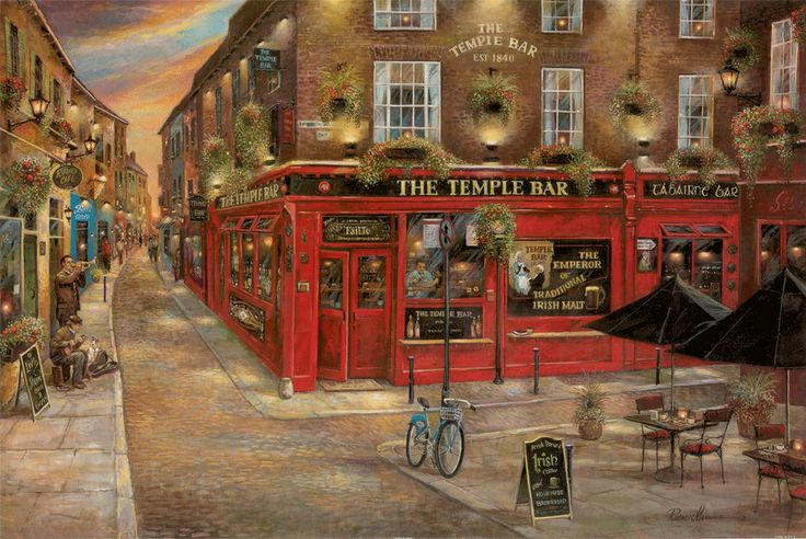 Temple Bar by Ruane Manning