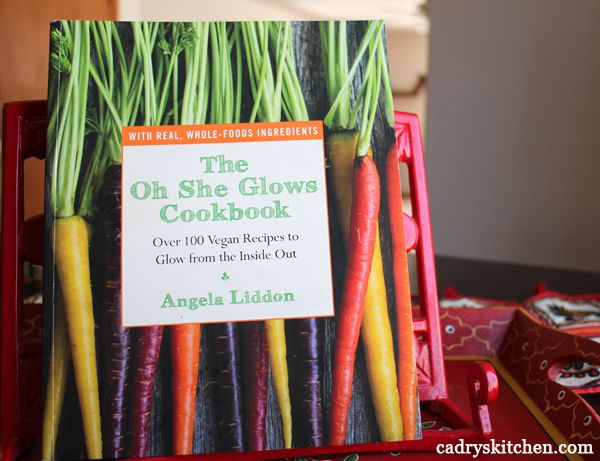 Enter to win a copy of The Oh She Glows Cookbook!  Plus, get the recipe for the Empowered Noodle Bowl! #vegan #giveaway