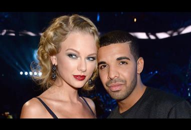 Drake Fuels Dating Rumours After Posting Instagram Snap With Taylor Swift | MTV UK
