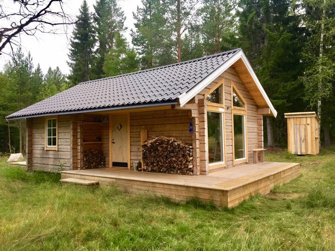 If You Ve Decided To Turn Your Log Cabin Dream Into Reality And Plan To Build Your Own Log Home The Log Cabin Cabin Cabins And Cottages