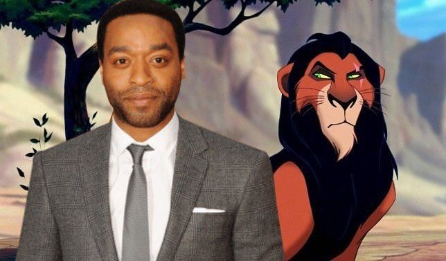 Chiwetel Ejiofor In Talk To Voice Scar In 'THE LION KING' Remake! *LINK IN BIO* #comicboiz #thelionking #lionking #chiwetelejiofor #scar #movie #film #like #love #follow #disney