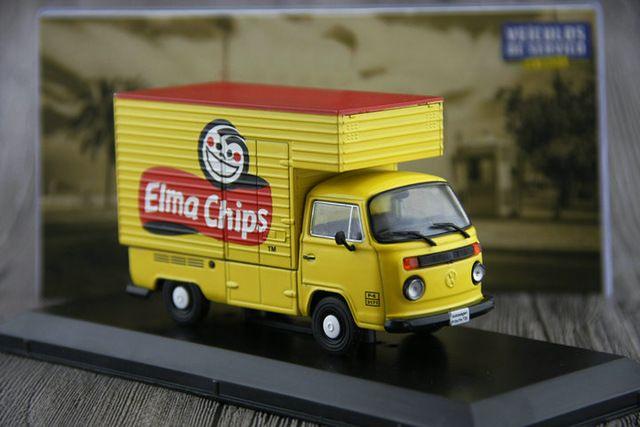 Nieuwe fijne speciale aanbieding ixo oem 1:43 klassieke t2 b 1990 van vrachtwagen legering model auto collectie model vakantie geschenken