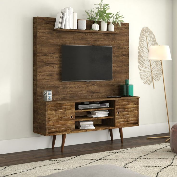 Entertainment Center Accent Wall With Vinyl: Pin By Cabinfield Amish Furniture