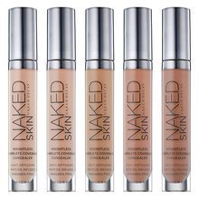 Hide even your most scandalous flaws. Naked Skin Weightless Complete Coverage Concealer gives yo...