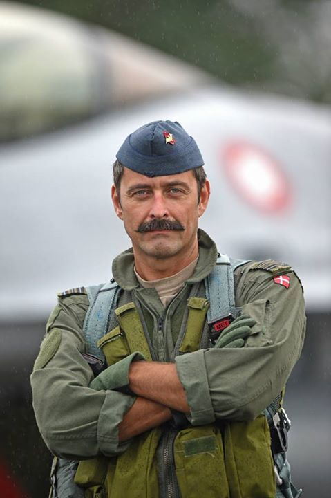 """See Comments below - apparently this is NOT Robin Olds (July 14, 1922 – June 14, 2007) was an American fighter pilot and general officer in the U.S. Air Force. He was a """"triple ace"""", with a combined total of 16 victories in World War II and the Vietnam War. He retired in 1973 as a brigadier general."""