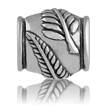 Evolve Charm New Zealand Silver Fern - Native NZ Icon