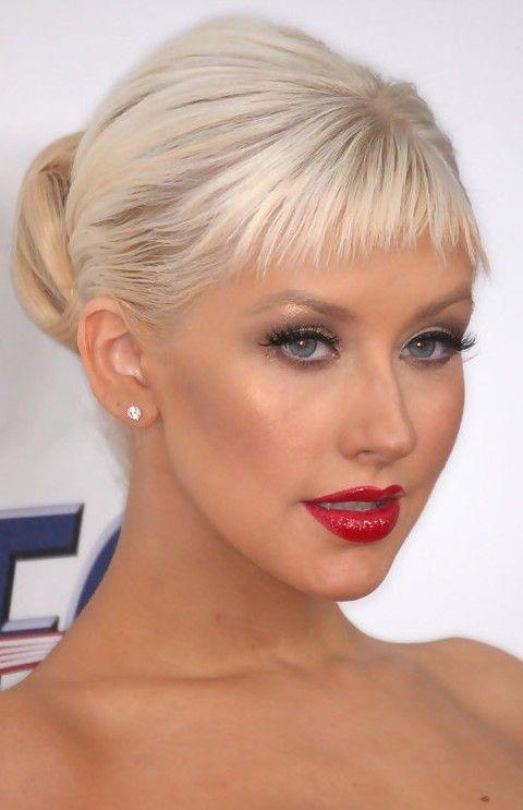 Top 40 schönsten Haar Looks von Christina Aguilera
