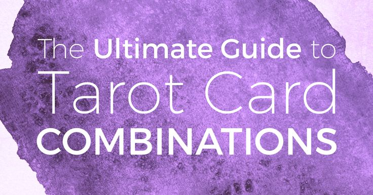 Did you know there are over 3,000 different two-card combinations in the Tarot? I am not kidding. And do you know what this means? Rote learning 3,000 meanings is NOT an option! Instead, it's essential that you learn how to interpret Tarot card combinations, not what all 3,000 combinations mean. In this ultimate guide to Tarot card combinations, I am going to save you time, energy and tears by giving you my very best techniques for interpreting Tarot card pairs.