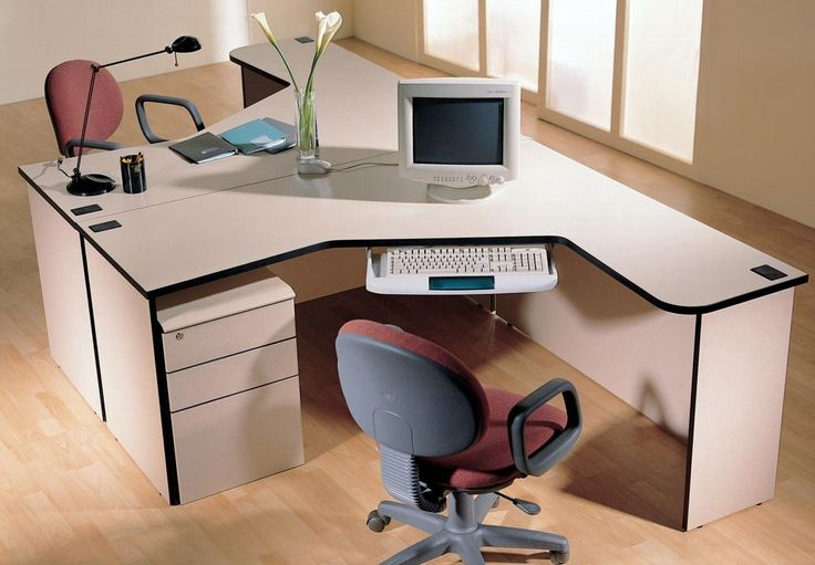 T Shaped Desks For Two : Best T Shaped Desk Plans