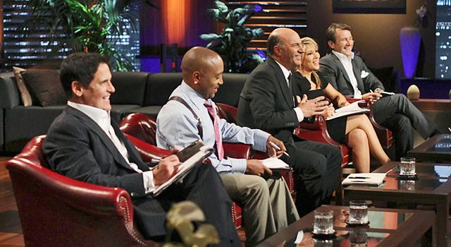 "7 Entrepreneurial Lessons From ""Shark Tank"" BY Amber Mac 