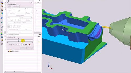 (Posted from 5axismachiningchina.com)  Some cool five axis machining components pictures: NX CAM Hybrid Additive Manufacturing – 5-Axis Material Deposition  Image by Siemens PLM Software program NX CAM Hybrid Additive Manufacturing utilizes the 5 axis machine atmosphere to carry out additive operations along any develop path. The a...  Read more on http://www.5axismachiningchina.com/cool-five-axis-machining-parts-images-2/