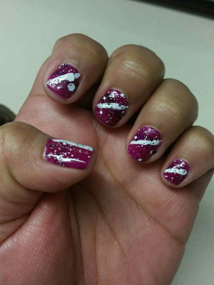 Pin by Mai on Nail polish | Chanel nails, Chanel nail