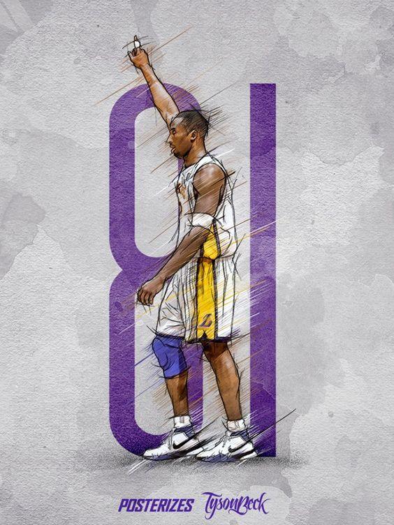 Kobe 81 Poins