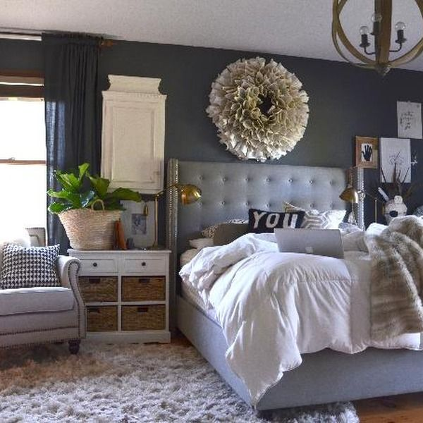Paint Color SW 7674 Peppercorn from Sherwin-Williams