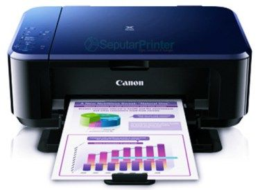 Gambar Printer Canon Pixma E560