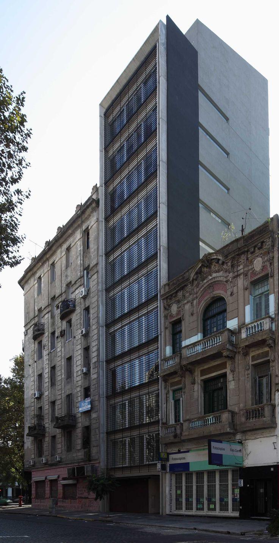 MÉXICO - ProyectoC. Autores: Arq. Sebastián Cseh - Arq. Juan Cruz Catania.