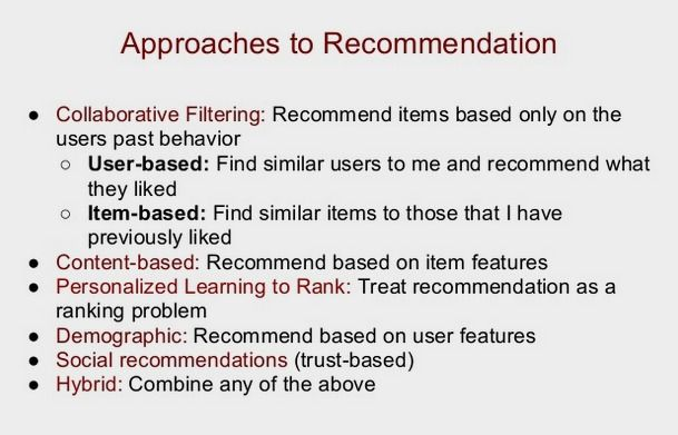 Recommender Systems (Machine Learning Summer School 2014 @ CMU)