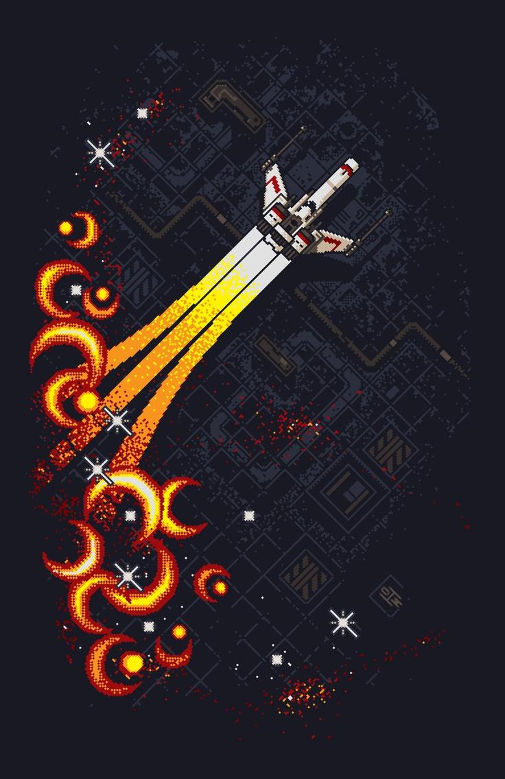 Amazing! Starfighter by *Ohnhai