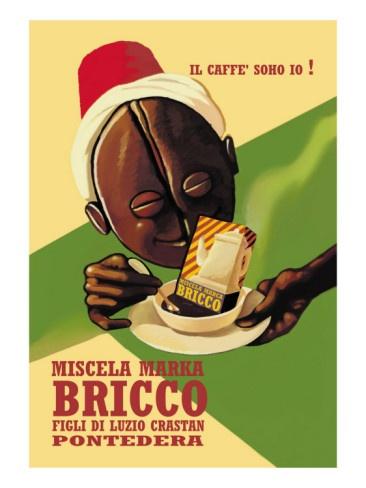 Bricco Caffe Wall Decal